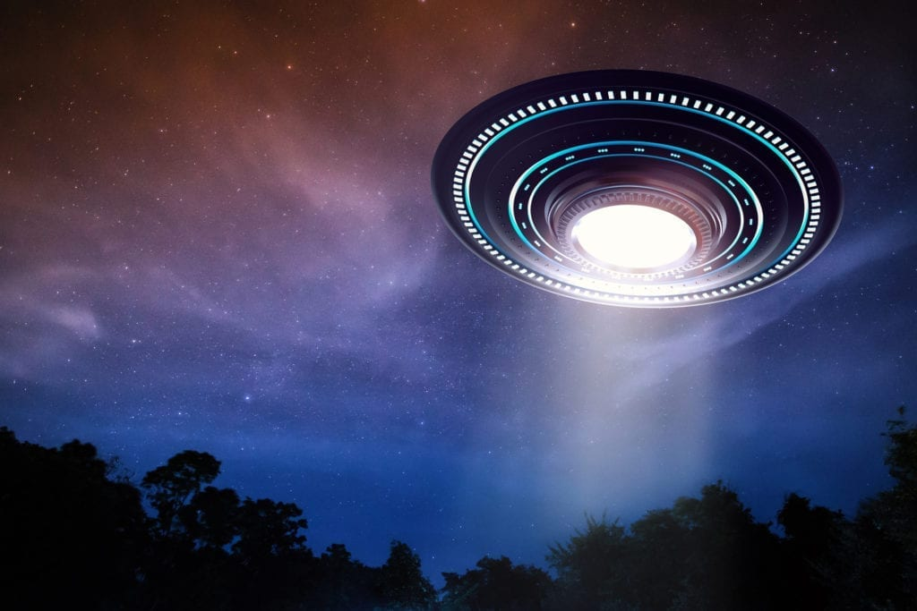 Alien Website Abduction? Well, sort of...